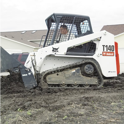 Compact Tracked Loaders at AMS Bobcat Ltd