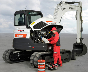 Service and Repair of Bobcat Equipment