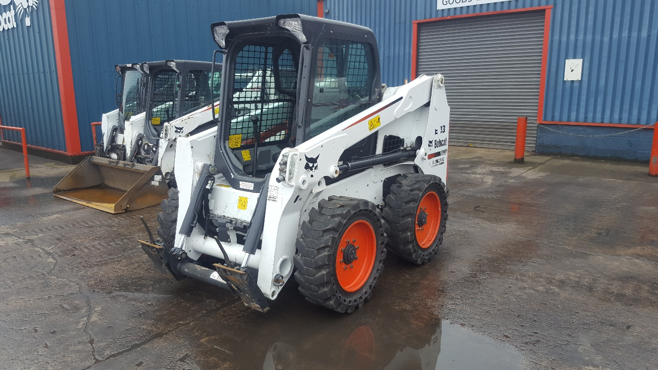 Used Bobcat S630H at AMS Bobcat Ltd - 0800 998 1354 <small>(Free from most landlines)</small>