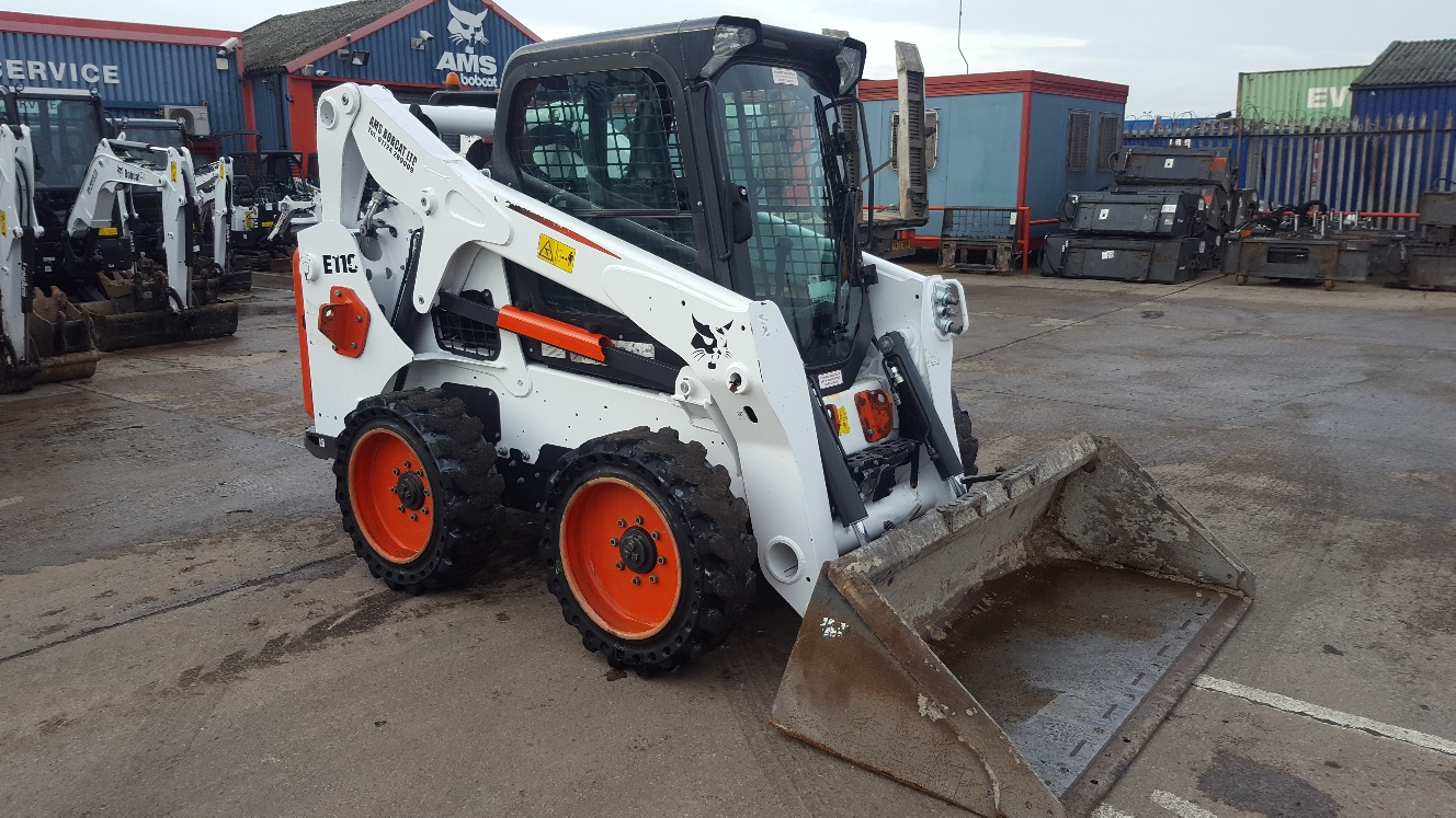 Used Bobcat S650H at AMS Bobcat Ltd - 0800 998 1354 <small>(Free from most landlines)</small>