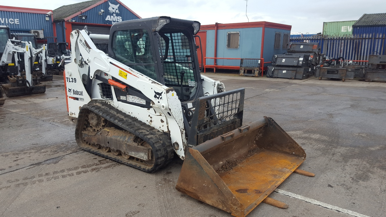 Used Bobcat T590H at AMS Bobcat Ltd - 0800 998 1354 <small>(Free from most landlines)</small>